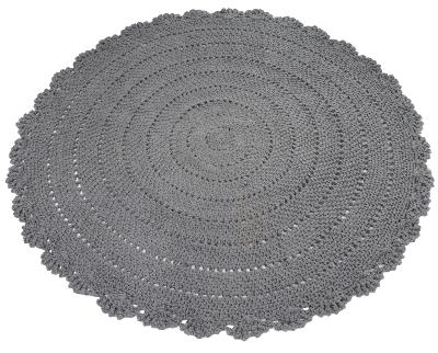 Alfombra Roundy Grey