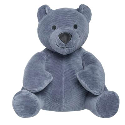 Stuffed bear Sense vintage blue 25 cm